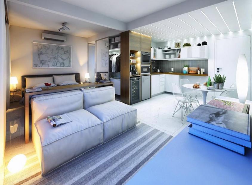 Чем опасны квартиры с маленькой жилой площадью