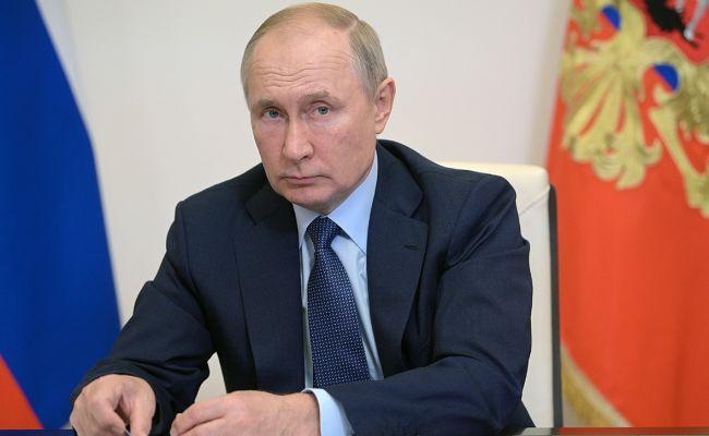 Слова Путина снизили цены на газ на мировом рынке