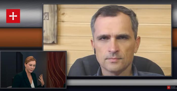 Юрий Подоляка – «Если Турция и будет добывать Крым, то не для Украины, а для себя»