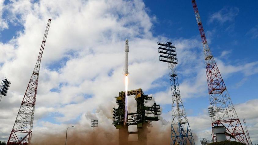 Минобороны раскрыло облик новой русской космической ракеты
