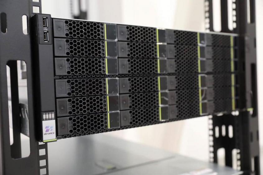 В Новосибирске заработало крупное производство по выпуску серверов