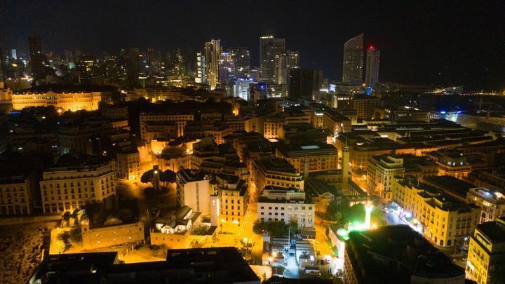 Ливан остался без электроэнергии из-за нехватки топлива на электростанциях