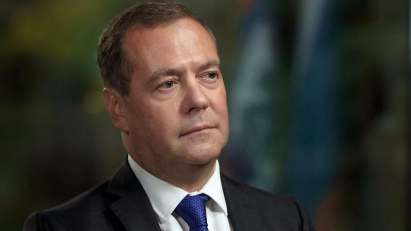 Медведев заявил о бессмысленности переговоров с невменяемым руководством Украины