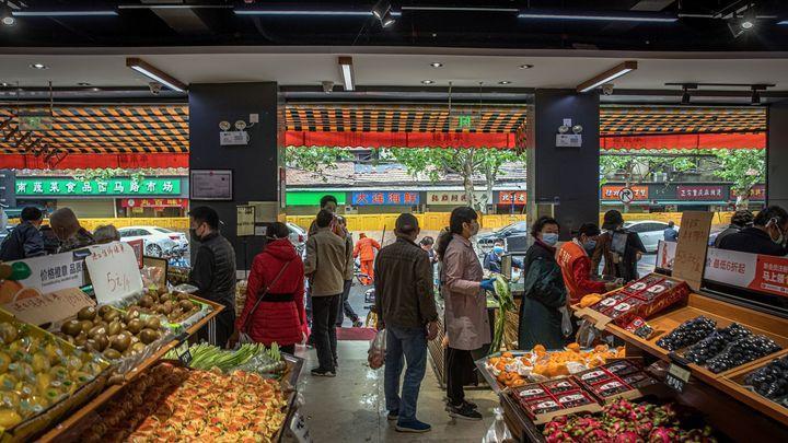 Россия запретила ввоз китайских продуктов с ГМО