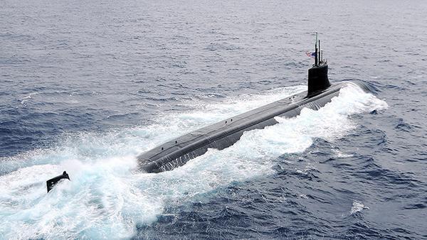 Две главные версии загадочного происшествия с АПЛ США в Тихом океане