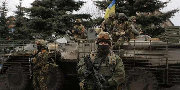Украинские силовики начали наступление на Луганск