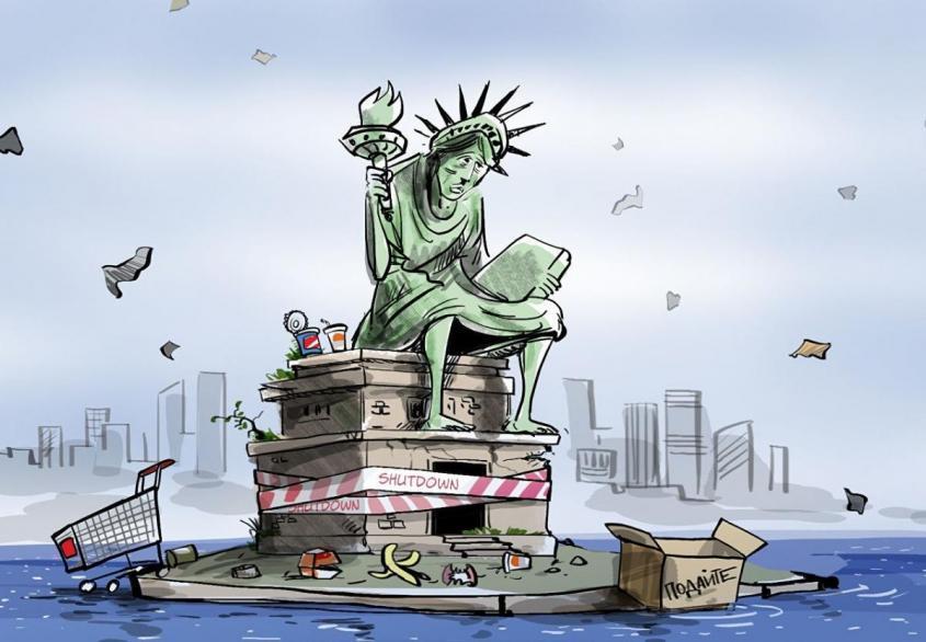 США готовятся жить по сценариям романов Бредбери