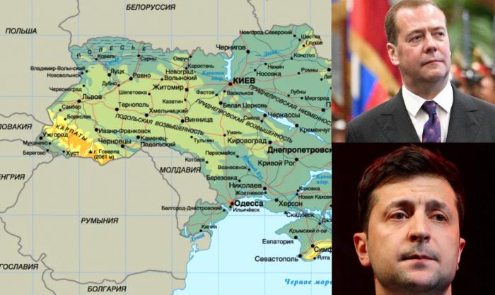 Статья Медведева – нехорошее предзнаменование для киевской хунты: так с ними Москва ещё не говорила