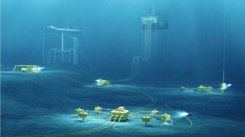 Газпром совместно с предприятиями ВПК создаёт отечественный подводный добывающий комплекс