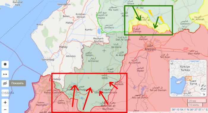 Развязка в Идлибе приближается: все как и в 2019 году – первой ударит Турция, а уже потом Асад