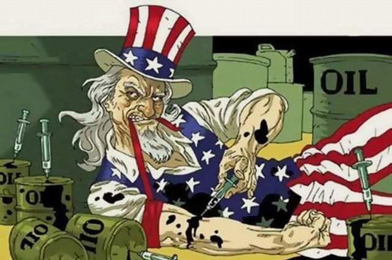 Госдолг США увеличивается. По-другому они уже жить не умеют