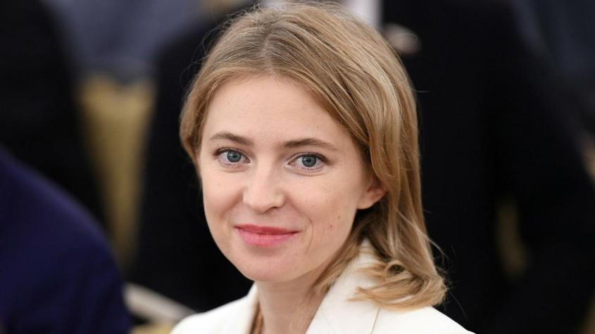 Путин назначил Наталью Поклонскую чрезвычайным и полномочным послом в Кабо-Верде
