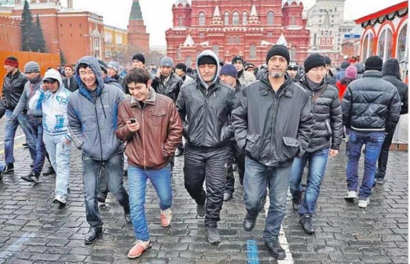 Амнистия мигрантов в России и реакция на неё