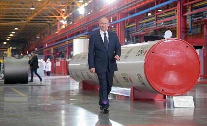 Великобритания: путинская газовая война с Европой ещё далека от завершения