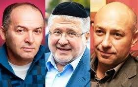 Еврейские олигархи, как скрытые двигатели «украинского бунта»