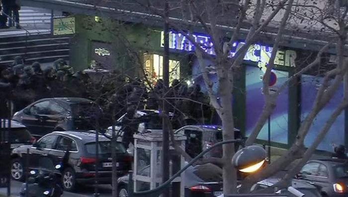 Парижских террористов признали безопасными за полгода до трагедии
