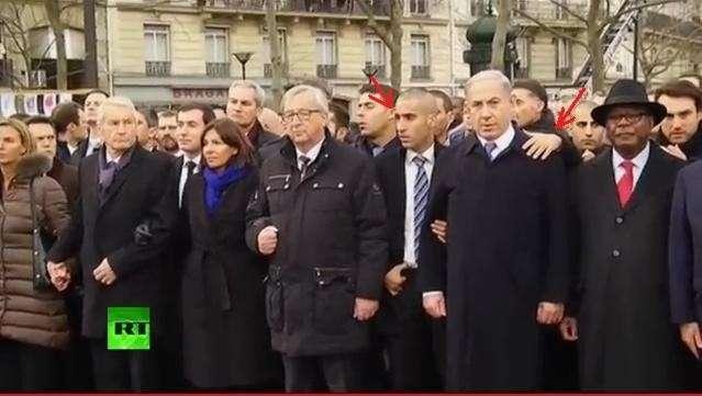 «Фарс солидарности» в Париже