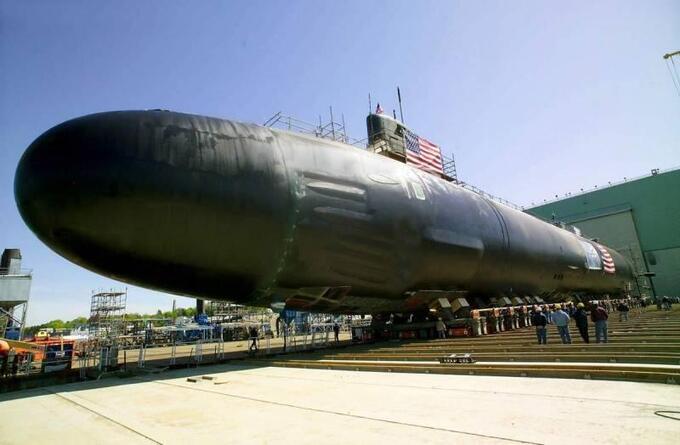 Хитрый ход США: как 8 самых дорогих американских атомных подлодок не дадут покоя Китаю