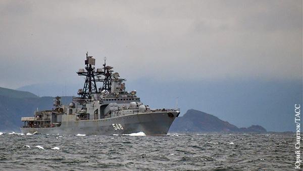 Чем страшны угрозы самураев устроить ВМФ России «кровавый морской путь»