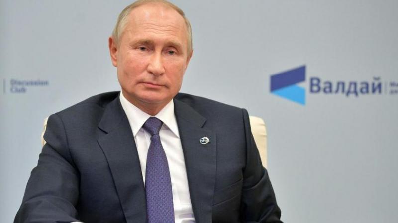 Путин: умеренный консерватизм – самый разумный принцип мировоззрения
