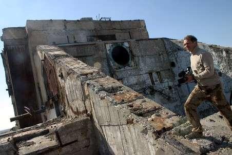 Крымский лазер против американской армии