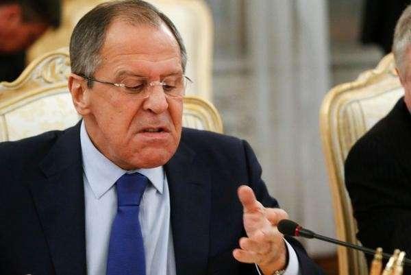 Лаврова довели: Россия больше не будет вести диалог с ЕС по поводу санкций