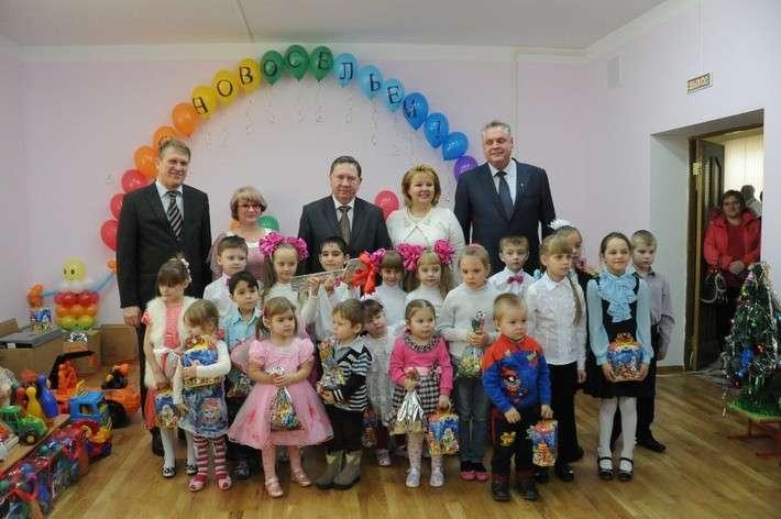 ВКурской области открылся новый детский сад