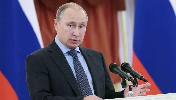 Владимир Путин не поедет на 70-летие освобождения концлагеря Освенцим