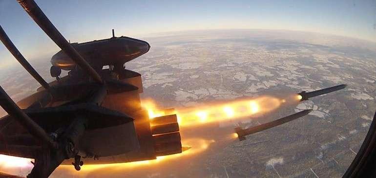 Россия приняла на вооружение уникальную авиаракету