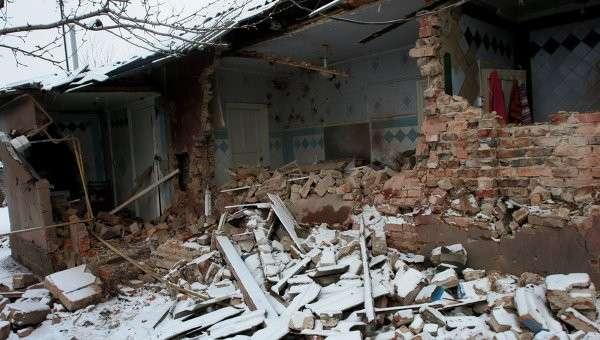 Украина в одностороннем порядке начала военное вторжение в Новороссию
