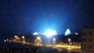 Прямая трансляция боёв из Донецкого аэропорта