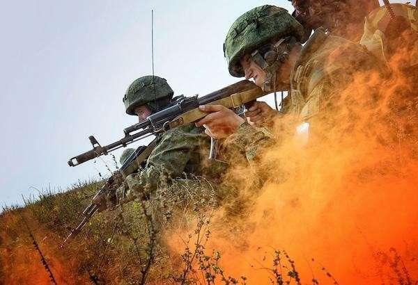 В России могут появиться несколько резервных армий из добровольцев