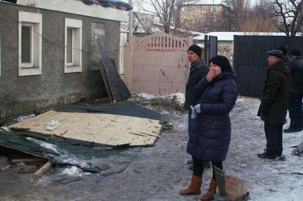 Бои в Донбассе возобновились по всему фронту