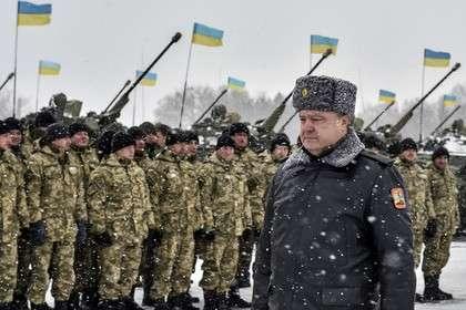 Киевская хунта начала наступление