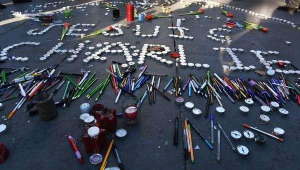MH17, Charlie Hebdo и Волноваха - звенья одной цепи