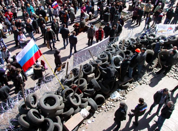 Донбасс: Тимошенко приехала в Донецк