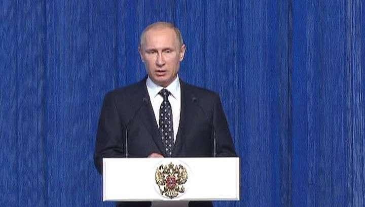 Владимир Путин выступит на форуме «Государство и гражданское общество»
