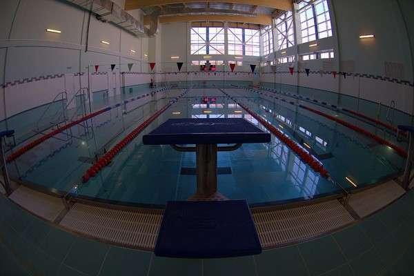 В Электростали Московской области открыт новый ФОК с бассейном