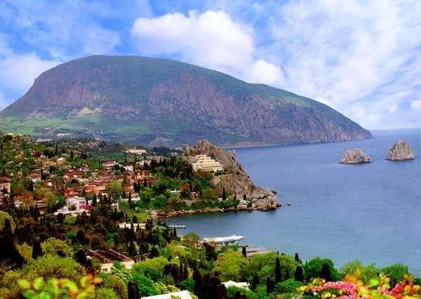 Доходы Крыма от туризма выросли в несколько раз!