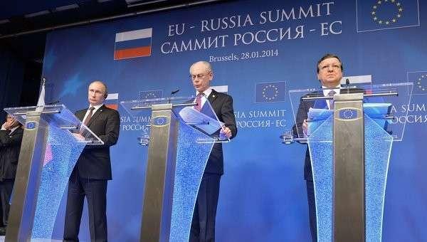 ЕС планирует тайную отмену антироссийских санкций