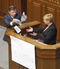 Панические настроения в Киеве улучшаются