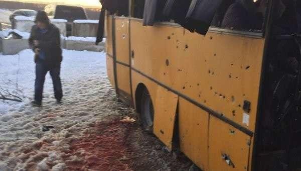 Американский журналист: Киев убил пассажиров автобуса для поднятия «морального духа» армии