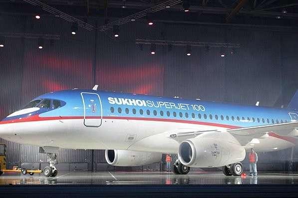 Аэрофлот купит 100 отечественных самолётов вместо иностранных