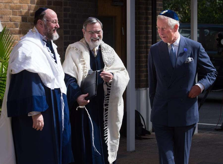 Почти половина британцев разделяют антисемитские взгляды