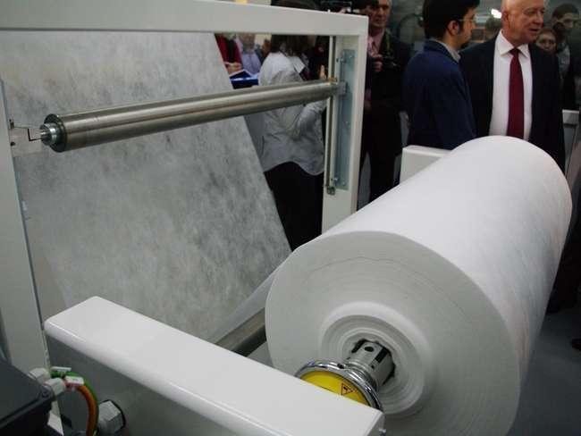 Всаратовском университете создали сверхтонкий перевязочный материал изнановолокон