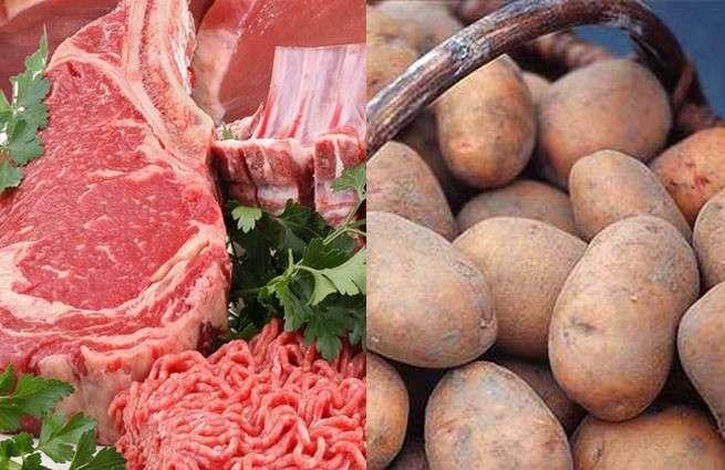 Еврокомиссия просит Россию разрешить ввоз картофеля и деликатесов
