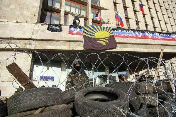 МВД Украины: в Харькове проходит спецоперация