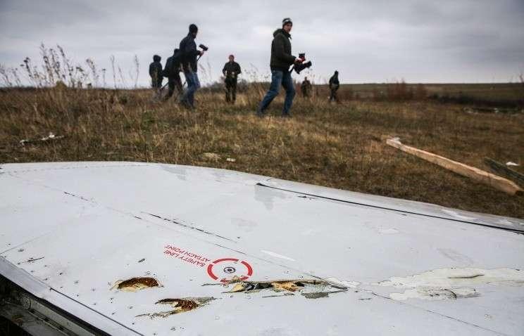 ОБСЕ: поисковые работы на месте крушения Boeing под Донецком продолжаются