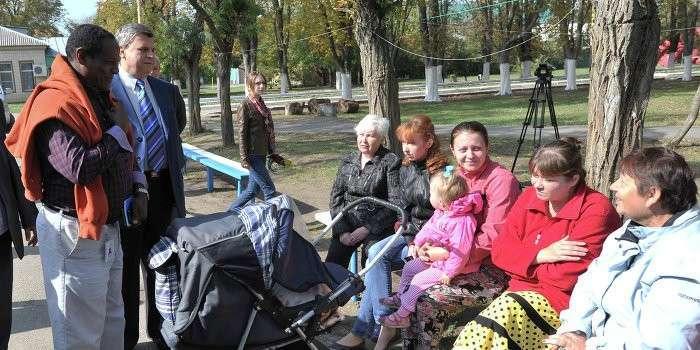 В Донецке открылся офис ООН