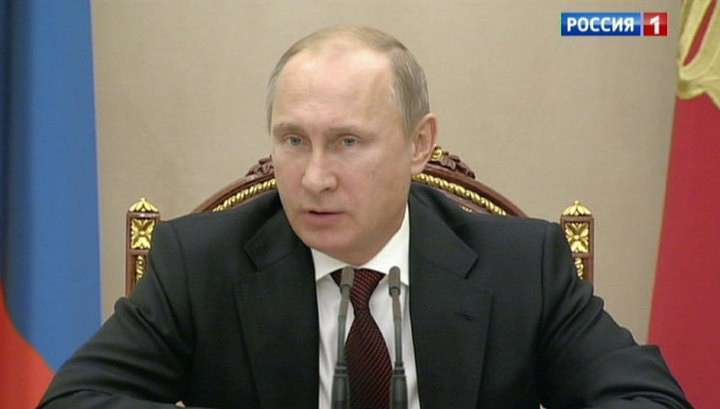 Самозванцы из Киева не услышали Владимира Путина